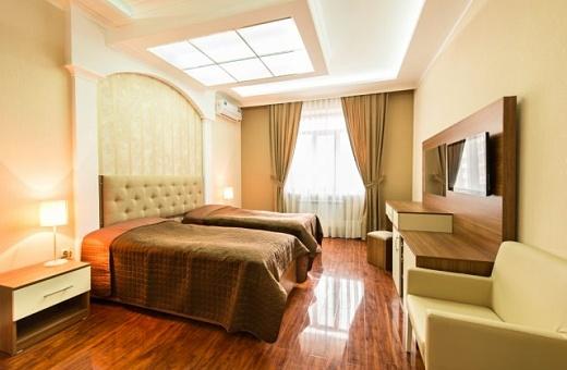 Двухместный стандарт в гостинице Альва Донна