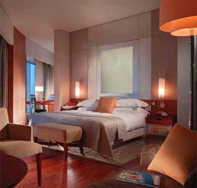 Ambassador Hotel Shanghai *****