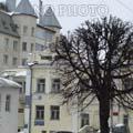 45 M2 Apartment Balcony Brunnenstrasse